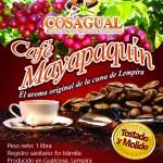 Etiqueta Café Mayapaquín