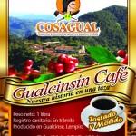 Etiqueta Gualcinsín Café